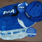 BOWLERS PBA TOUR CAP AND TOWEL **NEW**