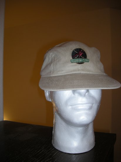 HARBOR POLO CLUB EMBROIDERED BALL CAP *NEW*