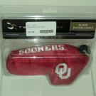 OKLAHOMA UNIVERSITY OVERSIZE MALLET PUTTER COVER *NEW*