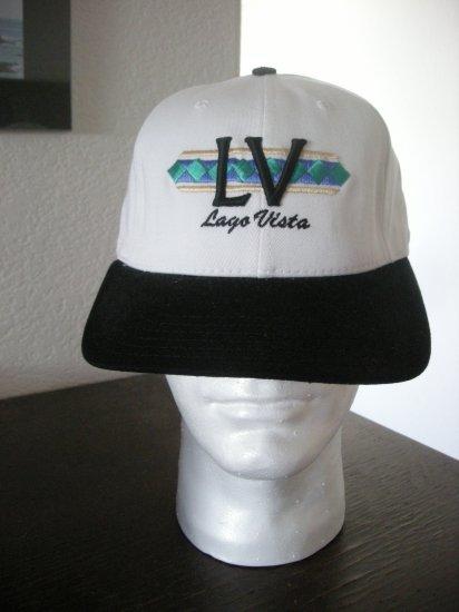 LAGO VISTA GOLF CLUB EMBROIDERED CAP *NEW*