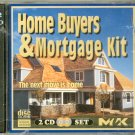 HOME BUYERS & MORTGAGE KIT CD **NEW/SEALED**