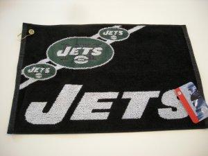 NY JETS NFL GOLF TOWEL *NEW