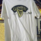 GUINNESS IRISH STOUT T-SHIRT,  LARGE **NEW**