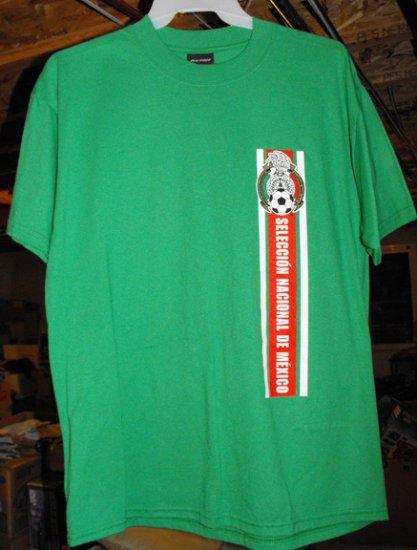 SOCCER-SELECCION NACIONAL DE MEXICO TSHT,LG *NEW