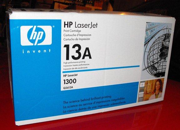 HP 13A #Q2613A PRINT CARTRIDGE FOR LASERJET 1300 *NIB*