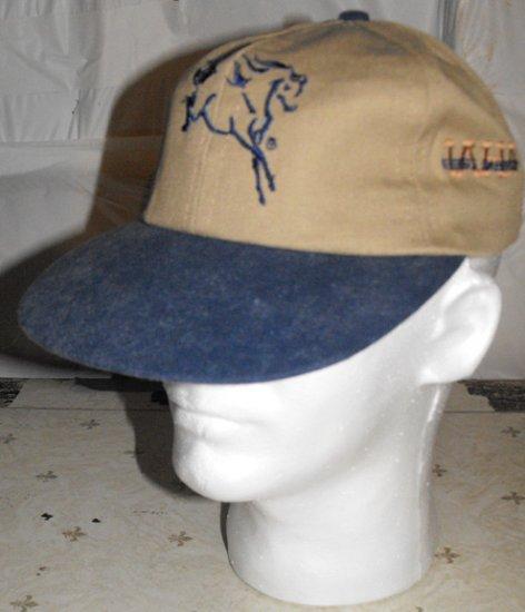ARABIAN HORSE BREEDERS SWEEPSTAKES BLUE BASEBALL CAP *NEW
