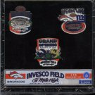 INVESCO FIELD AT MILE HIGH INAUGURAL PIN SET