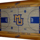MARQUETTE UNIVERSITY BASKETBALL 4X5 BLANKET *NEW*