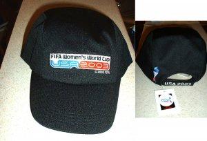 FIFA WORLD CUP WOMEN'S TEAM USA  BALL CAP**NEW**