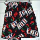 """WILD CHERRIES & SEVENS""  BOXER SHORTS, SMALL **NEW**"