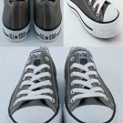 Converse Chuck Taylor All Star Ox Sneaker - Charcoal, Unisex Size Men 8/Women 10, NEW