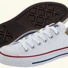 Converse All Star Oxford Sneakers Optical White M7652, Unisex Size Mens 6/Women 8, NEW