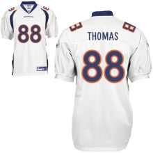 "DEMARYIUS THOMAS #88 DENVER BRONCOS NFL ""ON-FIELD"" JERSEY *NEW"