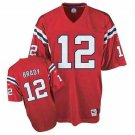 TOM BRADY PATRIOTS #12 THROWBACK JERSEY, SIZE 54 *NEW--PRICE REDUCED!!!
