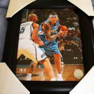 "DENVER NUGGETS CHRIS ""BIRDMAN"" ANDERSEN #11 8X10 CUSTOM FRAMED PHOTO *NEW*"