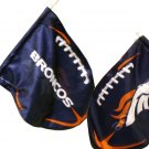 DENVER BRONCOS CAR FLAG *NEW*