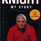 KNIGHT - MY STORY, NY Times Best Seller Softcover Book *NEW*