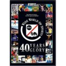 ABC WIDE WORLD OF SPORTS: 40 Years Of Glory/DVD-Video *NEW*