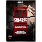 HONOR ROLL COLLEGE BASKETBALL VOL. 1, ESPN DVD *NEW*