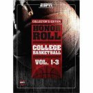 HONOR ROLL COLLEGE BASKETBALL VOL. 1,2,3 ESPN DVD (3) *NEW*