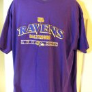 BALTIMORE RAVENS NFL AFC NORTH T-SHIRT, SIZE XXL *NEW*