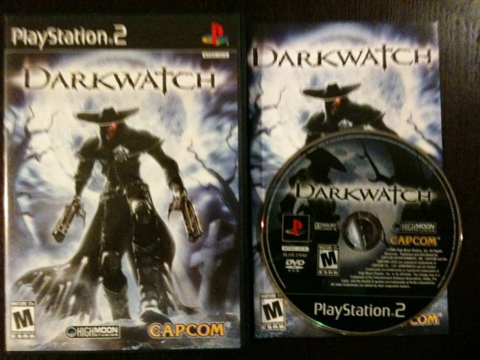 PS2 Darkwatch Complete