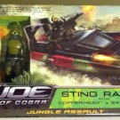 GI Joe Sting Raider with Copperhead & Swamp Viper Brand NEW MISB