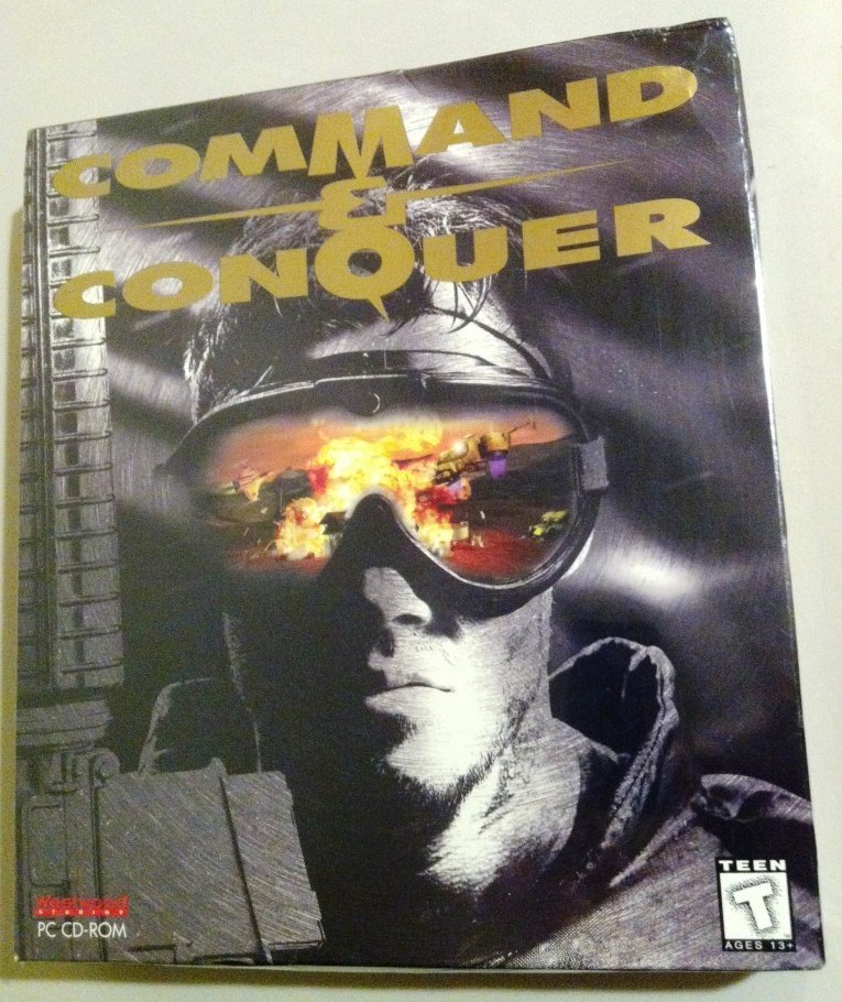 PC Command and Conquer Brand NEW Sealed (CD-ROM)