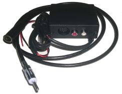 IplugFM: Universal car stereo Interface for Ipod or any other mp3 player