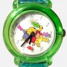 Disney Winnie the Pooh & Piglet Childrens Watch with Circling Butterflies