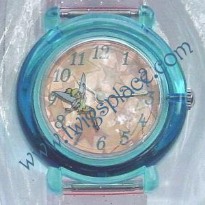 Disney Dreamy Tinkerbell Tinker Bell Childrens Jewelry Watch Hologram MU0075