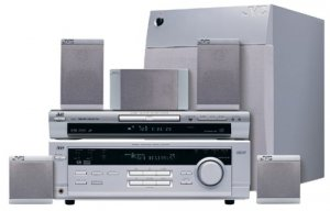 JVC DSTP560 DVD HOME THEATRE SYSTEM**HOT**