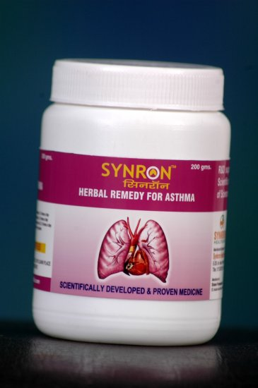 Synron- Complete asthma cure