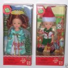 Kelly Elf & Lorena Angel - Christmas Barbie