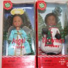 Desiree Angel & Snowman Tommy - Barbie Christmas