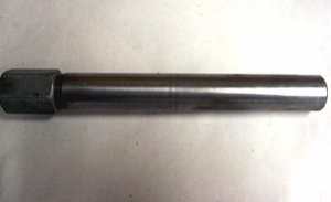 BRIDGEPORT MILLING MACHINE RAM SHAFT