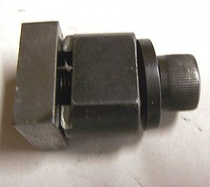 BRIDGEPORT MILLING MACHINE Table Stop Assembly