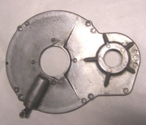 Gear Housing Cover