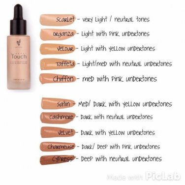 Younique Touch Mineral Foundation