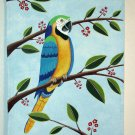 Cheerful Parrot Wall Hanging