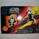 STAR WARS 1995 Power of the Force IMPERIAL SPEEDER BIKE