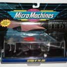 STAR WARS MICRO MACHINE 1993 RETURN of the JEDI COLLECTION 3