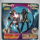MCFARLANE YOUNGBLOOD/ WETWORKS COLLECTORS EDITION SHAFT and MOTHER ONE Action Figures