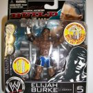WWE BUILD N BRAWL  ELIJAH BURKE Action Figure