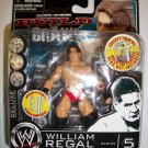 WWE BUILD N BRAWL WILLIAM REGAL Action Figure