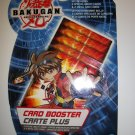 BAKUGAN 2008 CARD BOOSTER