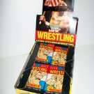 WWF WRESTLING 1987 UNOPENED TRADING CARD PACK