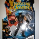 WOLVERINE and the X-MEN WOLVERINE (GRAY) Action Figure