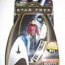 STAR TREK 2009 SCOTTY Action Figure
