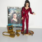 STAR TREK  COUNSELOR TROI Action Figure Loose